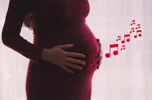 musique pendant la grossesse