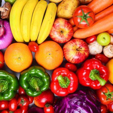 fruits et legumes crus pendant la grossesse