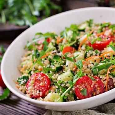 salade dete pendant la grossesse